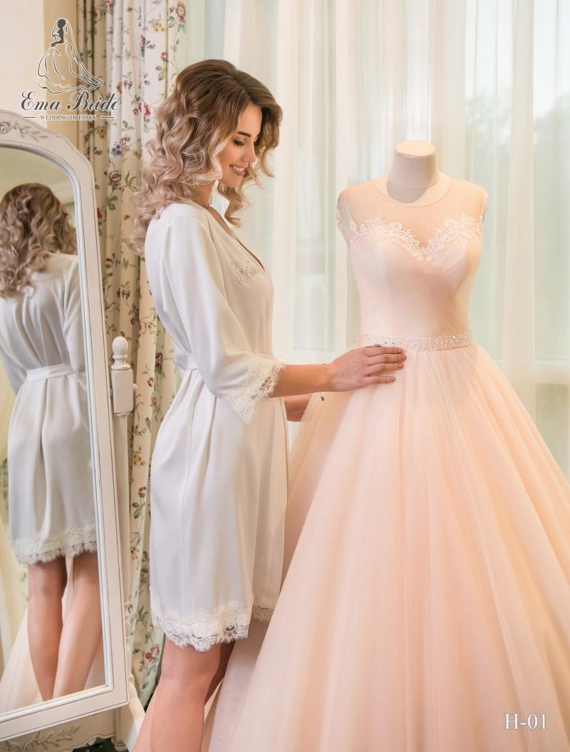 Будуарное платье Ema Bride H-01