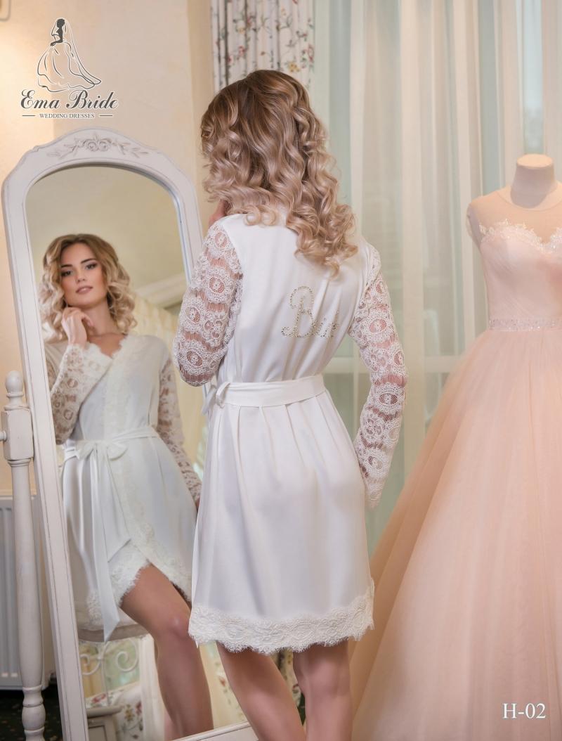 Будуарное платье Ema Bride H-02