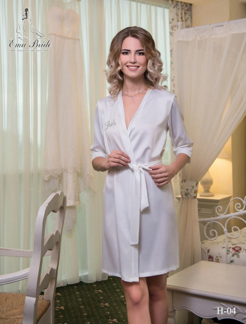 Bridal Nightgown Ema Bride H-04