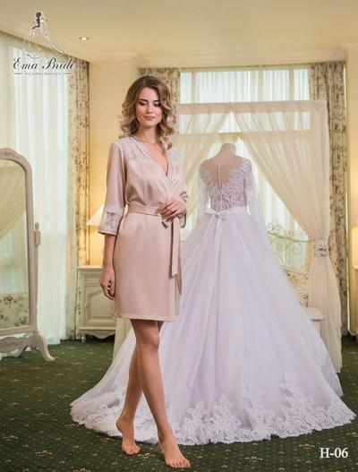 Bridal Nightgown Ema Bride H-06