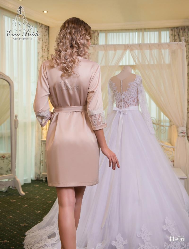 Будуарное платье Ema Bride H-06