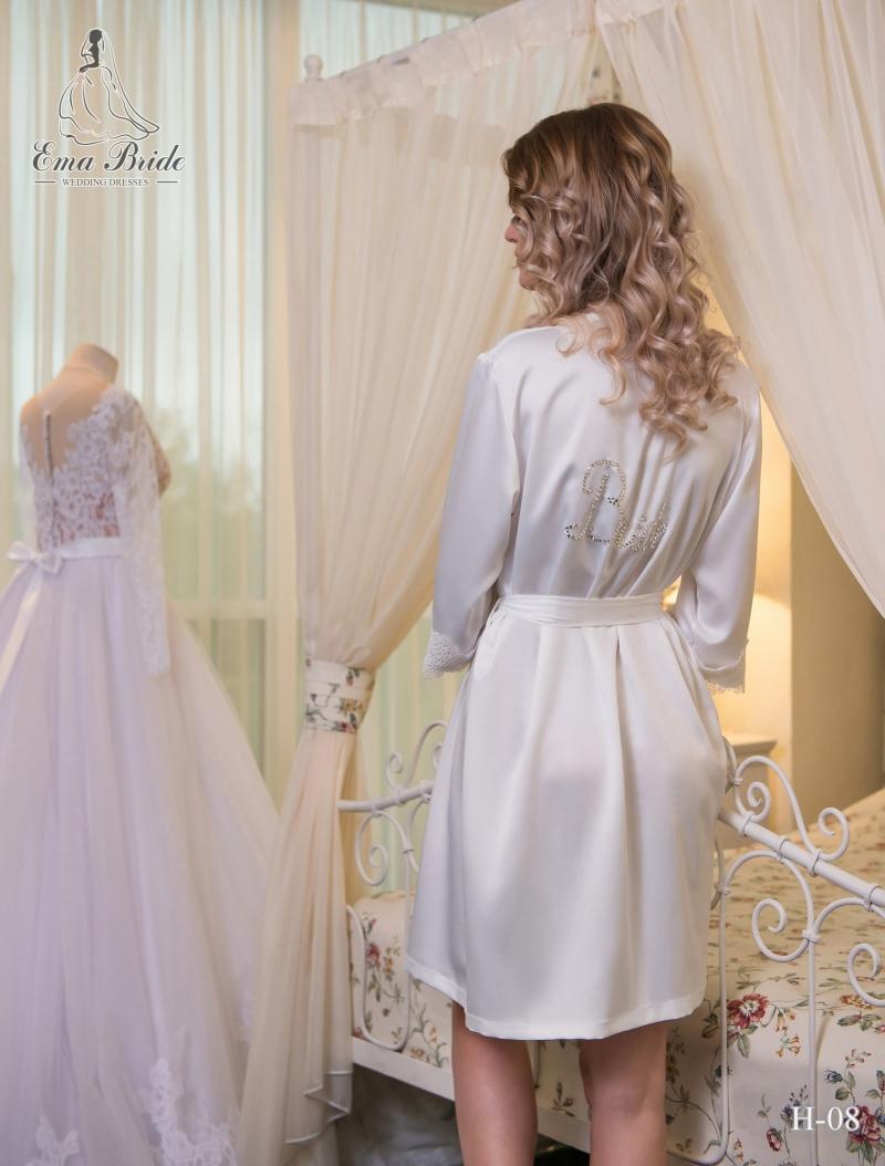 Будуарное платье Ema Bride H-08