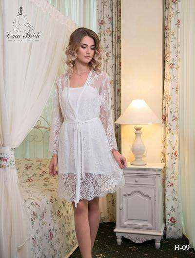 Bridal Nightgown Ema Bride H-09