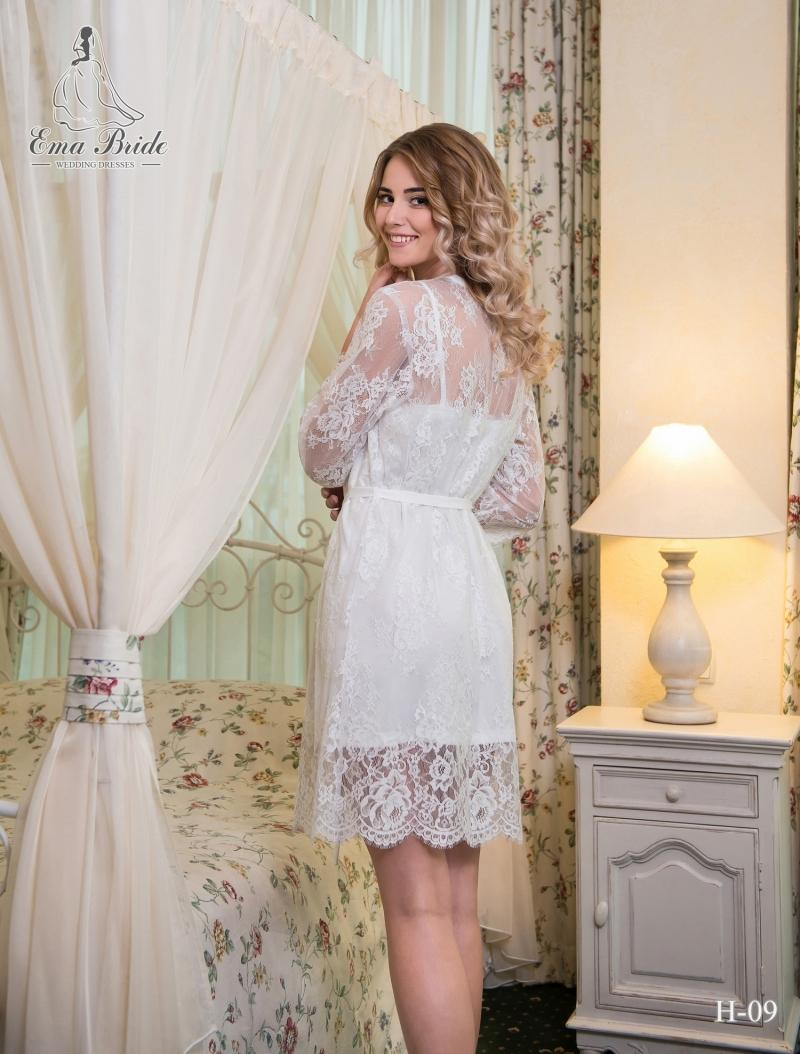 Будуарное платье Ema Bride H-09