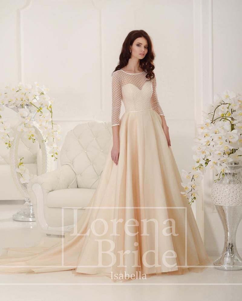 Свадебное платье Lorena Bride Isabella