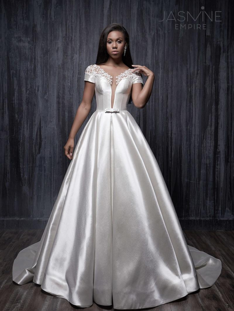 Wedding Dress Jasmine Empire Adelina