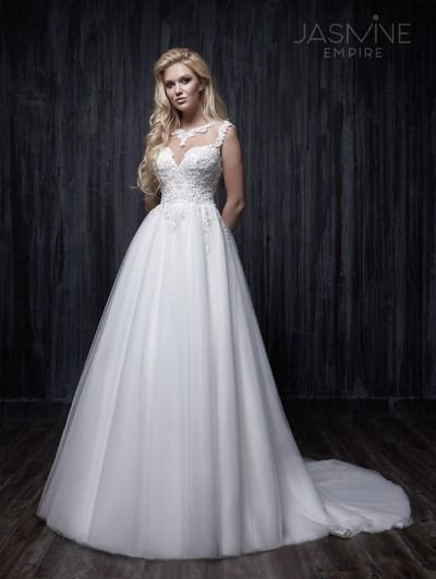 Wedding Dress Jasmine Empire Alina