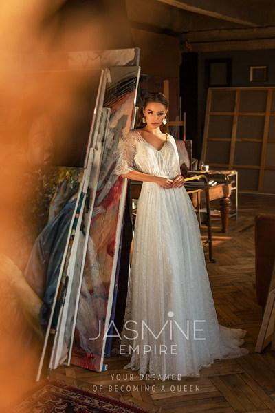 Wedding Dress Jasmine Empire Almira