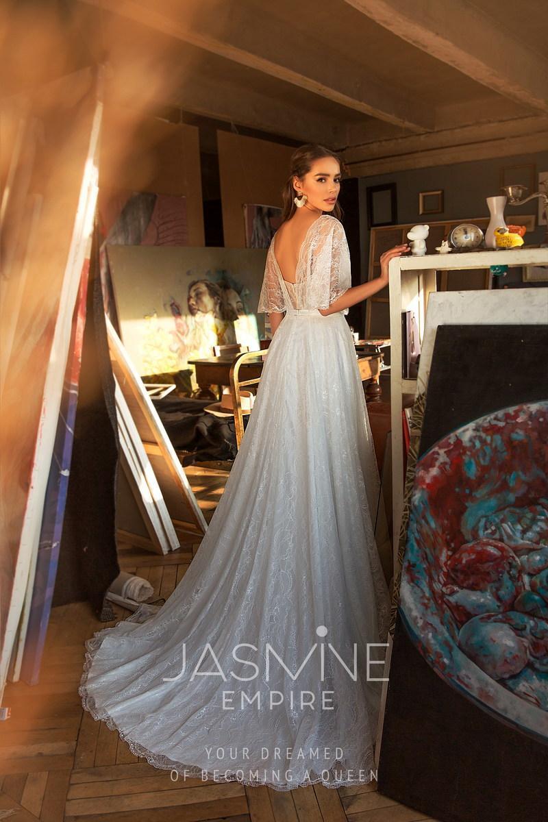 Свадебное платье Jasmine Empire Almira