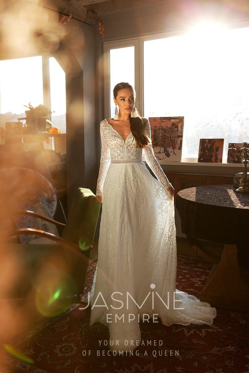 Свадебное платье Jasmine Empire Angela