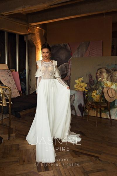 Wedding Dress Jasmine Empire Avi
