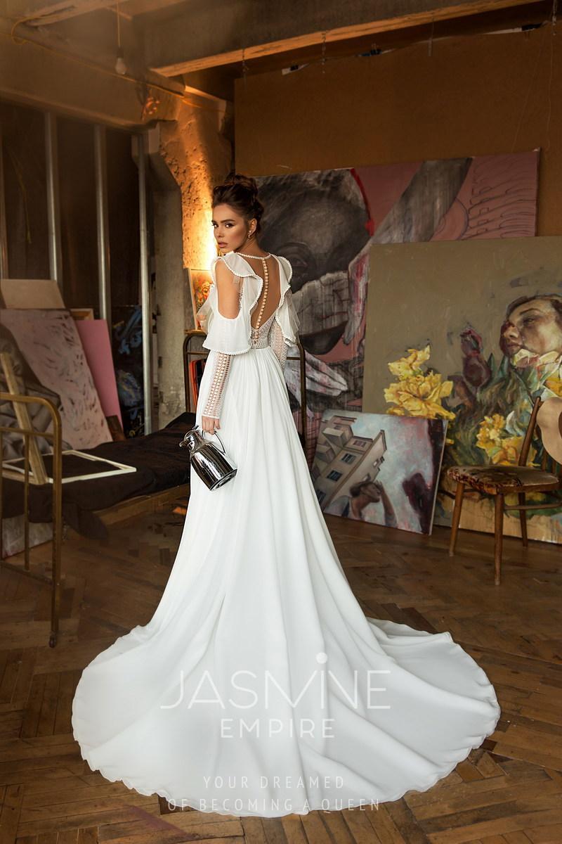 Свадебное платье Jasmine Empire Avi