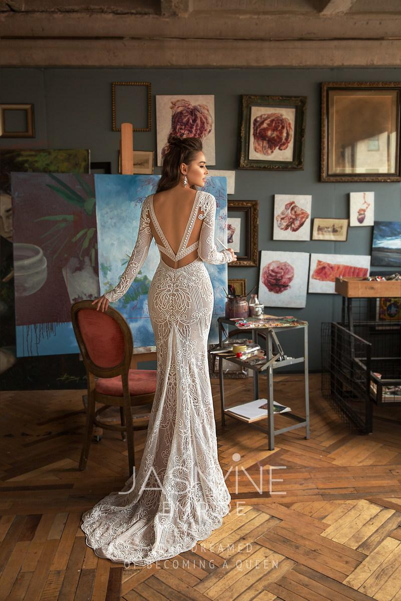 Wedding Dress Jasmine Empire Clara