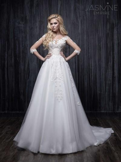 Robe de mariée Jasmine Empire Dolores