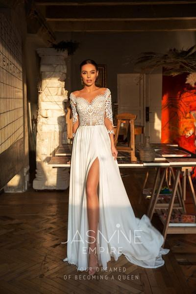 Wedding Dress Jasmine Empire Elis