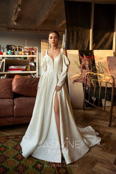 Wedding Dress Jasmine Empire Gabbi