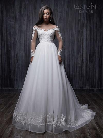 Wedding Dress Jasmine Empire Janis