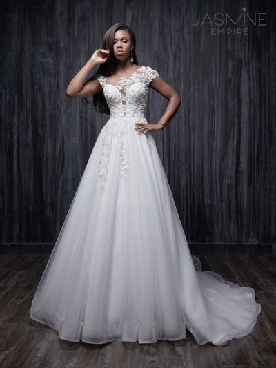 Brautkleid Jasmine Empire Kesidi
