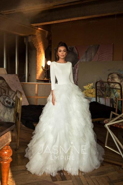 Wedding Dress Jasmine Empire Lia