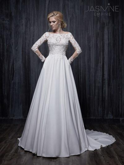 Brautkleid Jasmine Empire Madonna