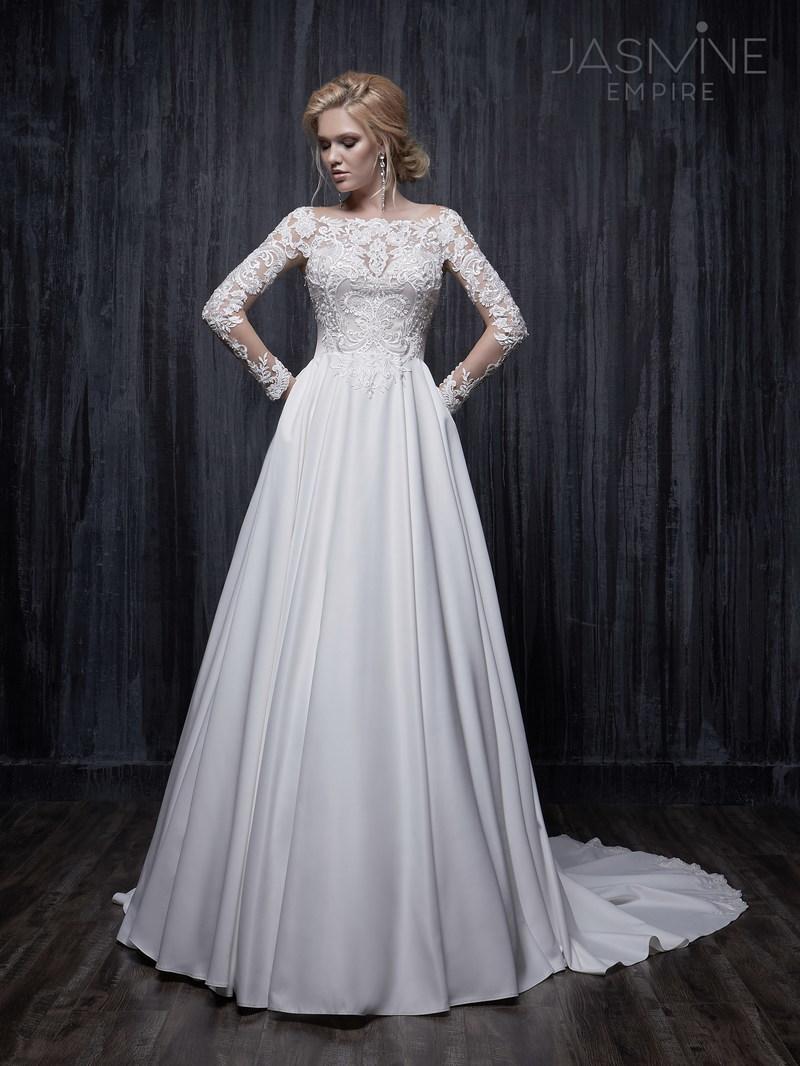 Свадебное платье Jasmine Empire Madonna