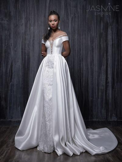 Brautkleid Jasmine Empire Martina