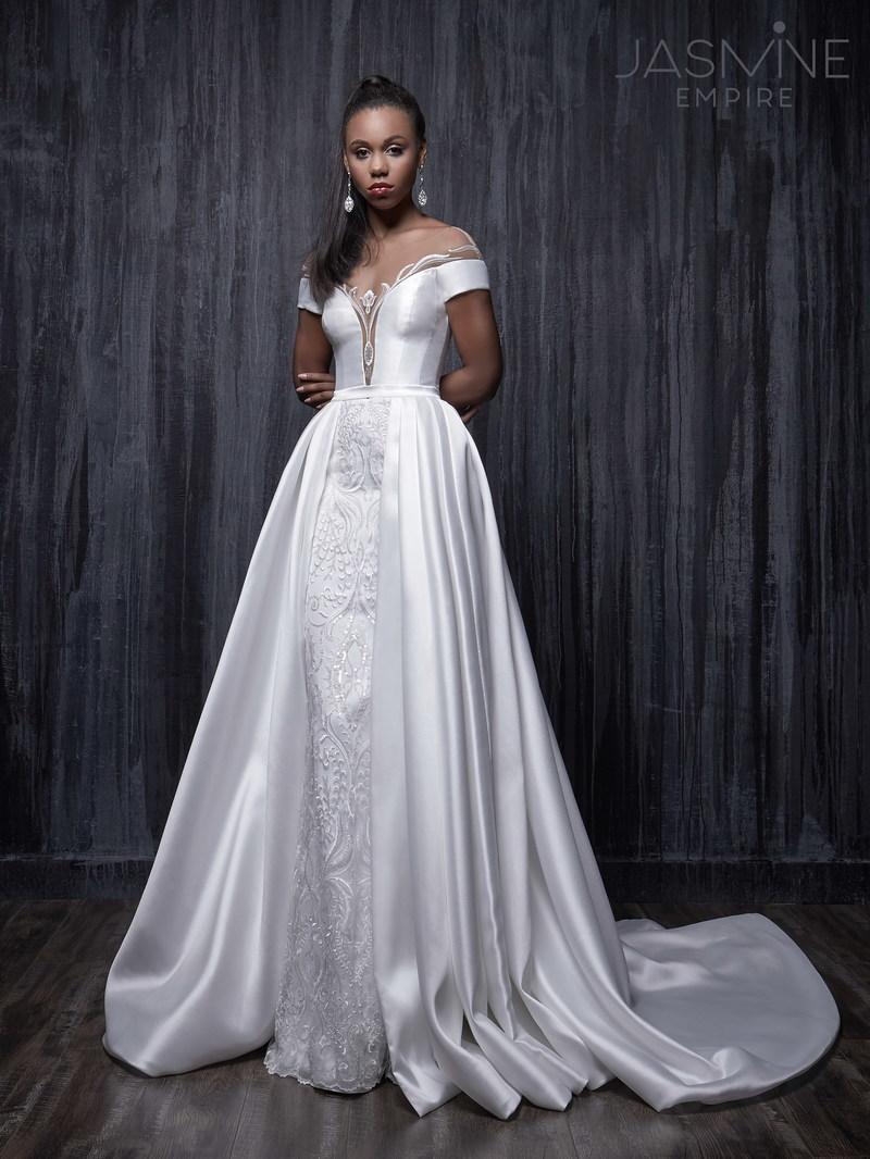 Свадебное платье Jasmine Empire Martina