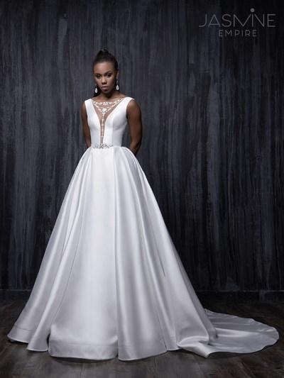 Brautkleid Jasmine Empire Mika