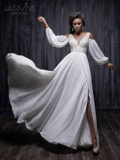 Robe de mariée Jasmine Empire Morgan