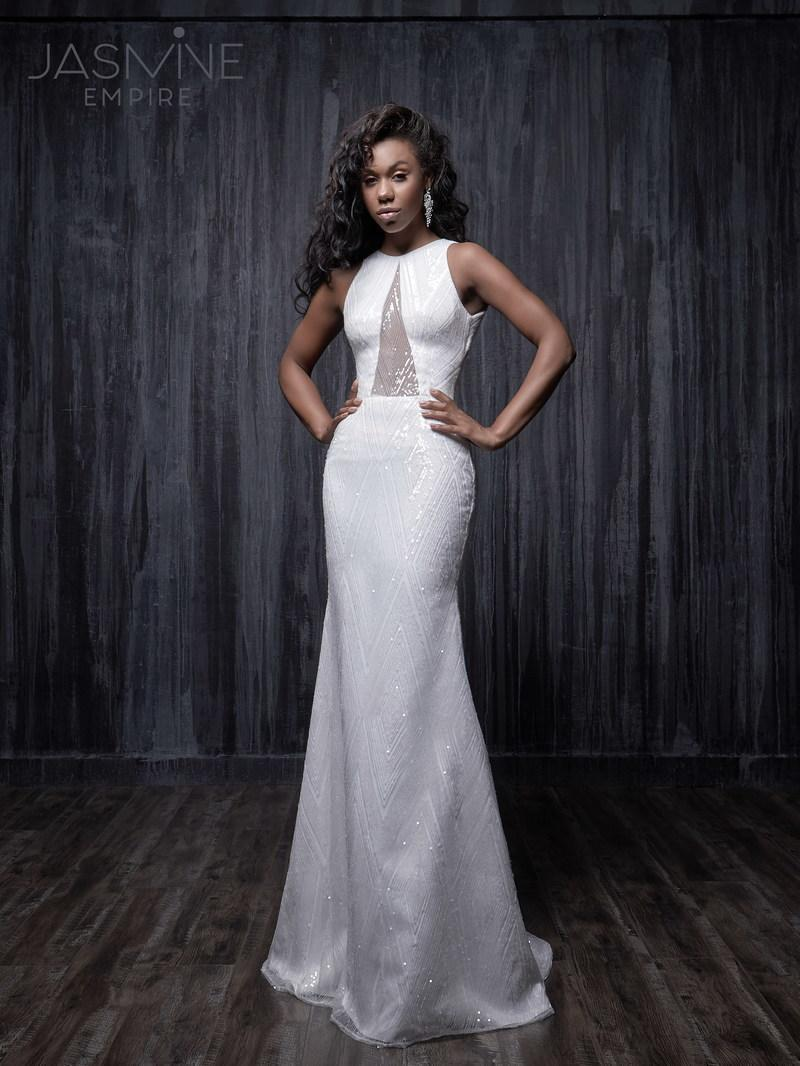 Свадебное платье Jasmine Empire Nikole