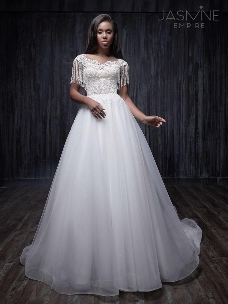 Свадебное платье Jasmine Empire Nona