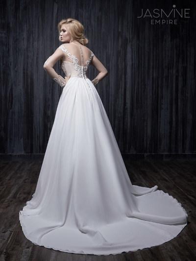 Brautkleid Jasmine Empire Rina