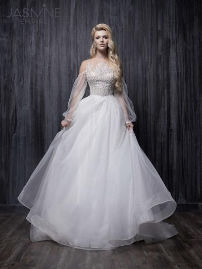 Brautkleid Jasmine Empire Robin