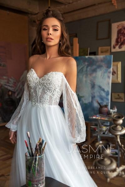 Robe de mariée Jasmine Empire Roxy