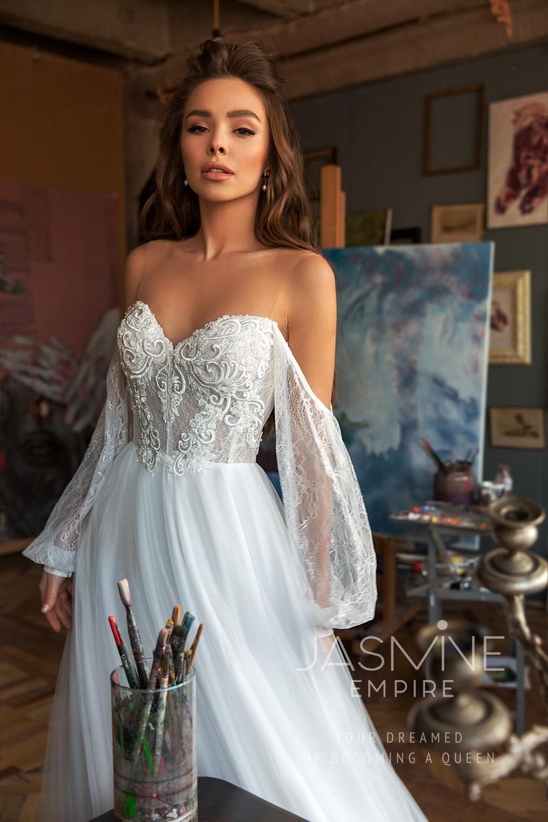 Wedding Dress Jasmine Empire Roxy