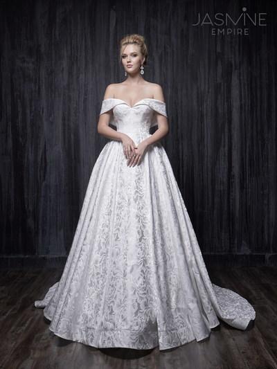 Brautkleid Jasmine Empire Roza