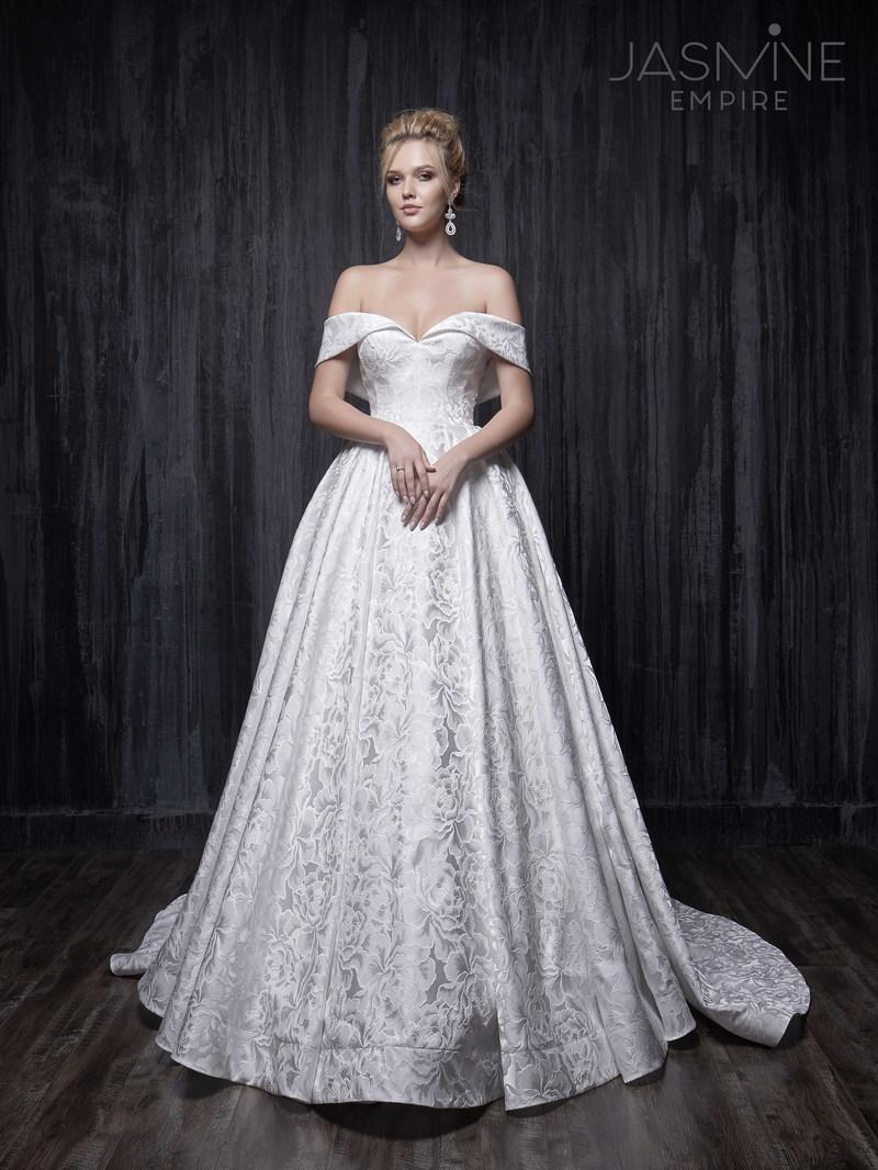 Свадебное платье Jasmine Empire Roza