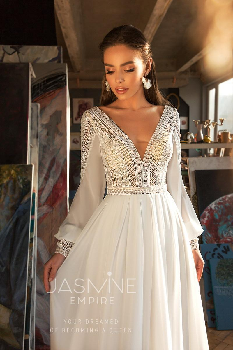 Wedding Dress Jasmine Empire Sheyla
