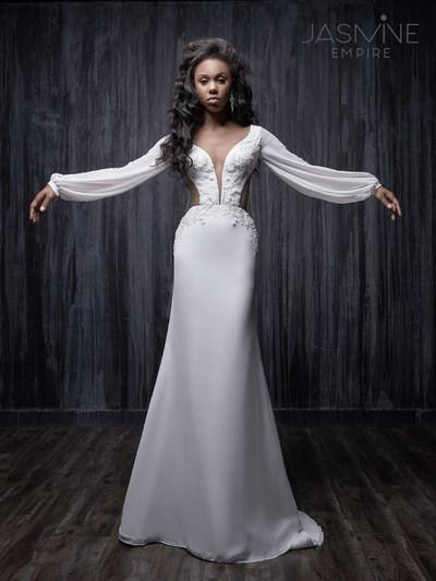 Robe de mariée Jasmine Empire Sue