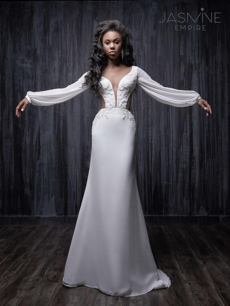 Свадебное платье Jasmine Empire Sue