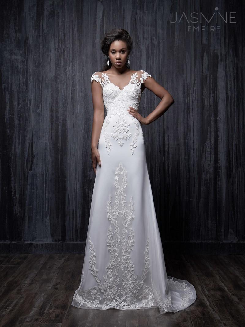 Свадебное платье Jasmine Empire Terry