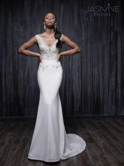 Wedding Dress Jasmine Empire Vivien