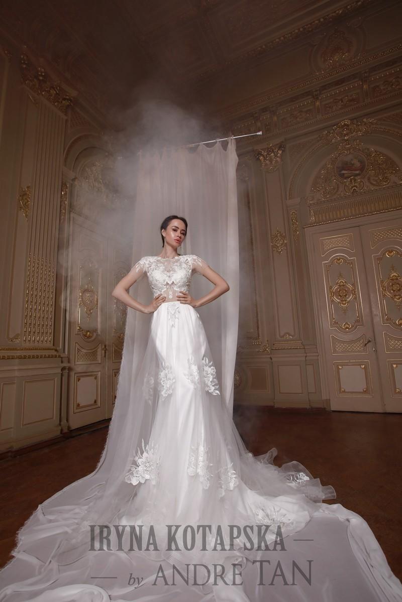 Свадебное платье Iryna Kotapska KT2020
