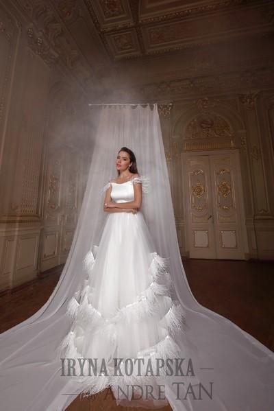 Свадебное платье Iryna Kotapska KT2021