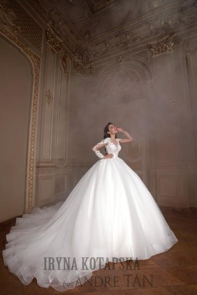 Wedding Dress Iryna Kotapska KT2022
