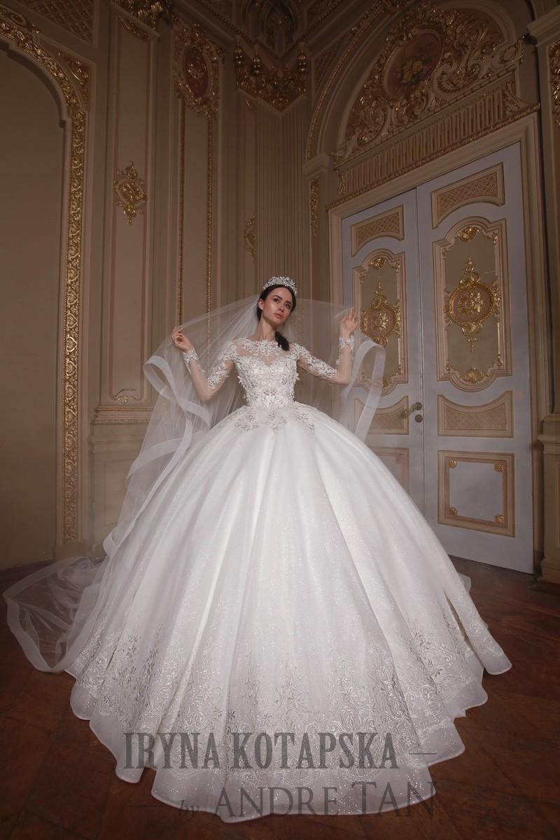 Свадебное платье Iryna Kotapska KT2023