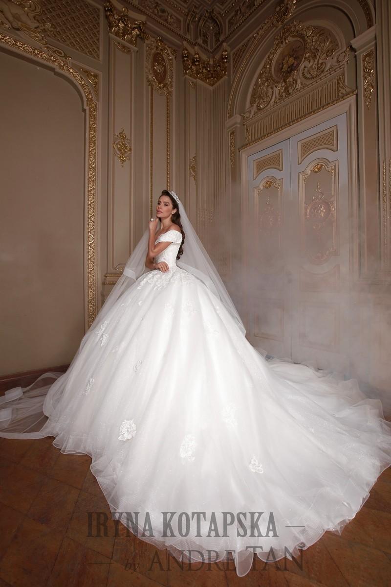 Свадебное платье Iryna Kotapska KT2024
