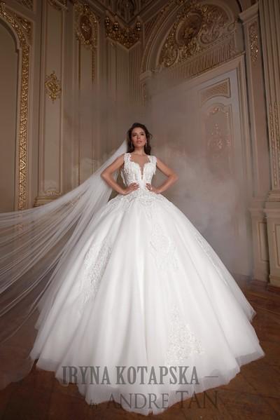 Wedding Dress Iryna Kotapska KT2025