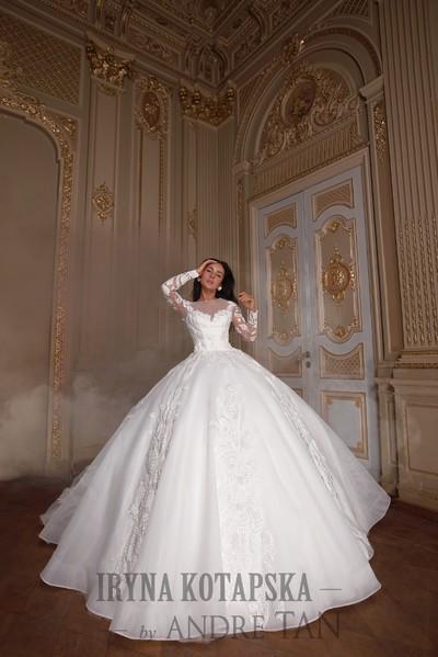 Свадебное платье Iryna Kotapska KT2026