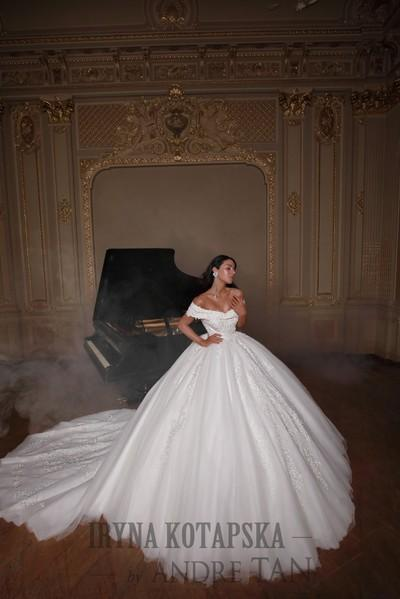 Wedding Dress Iryna Kotapska KT2027